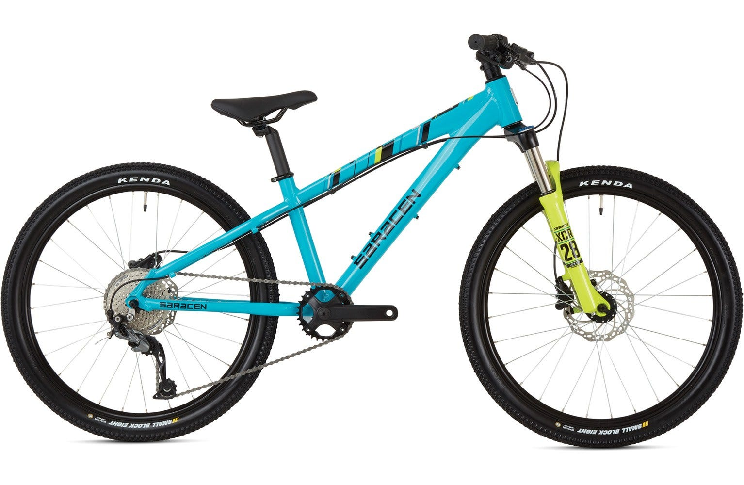 Saracen Mantra 24 inch bike sample (unused)
