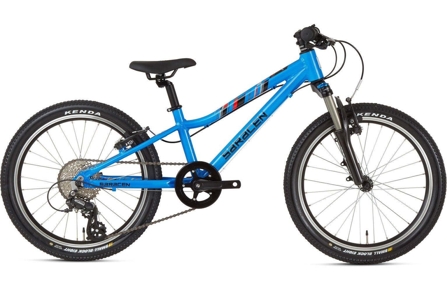 Saracen Mantra 20 inch bike sample (unused)