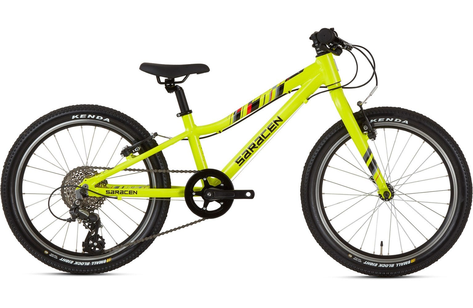 Saracen Mantra Rigid 20 inch bike sample (unused)