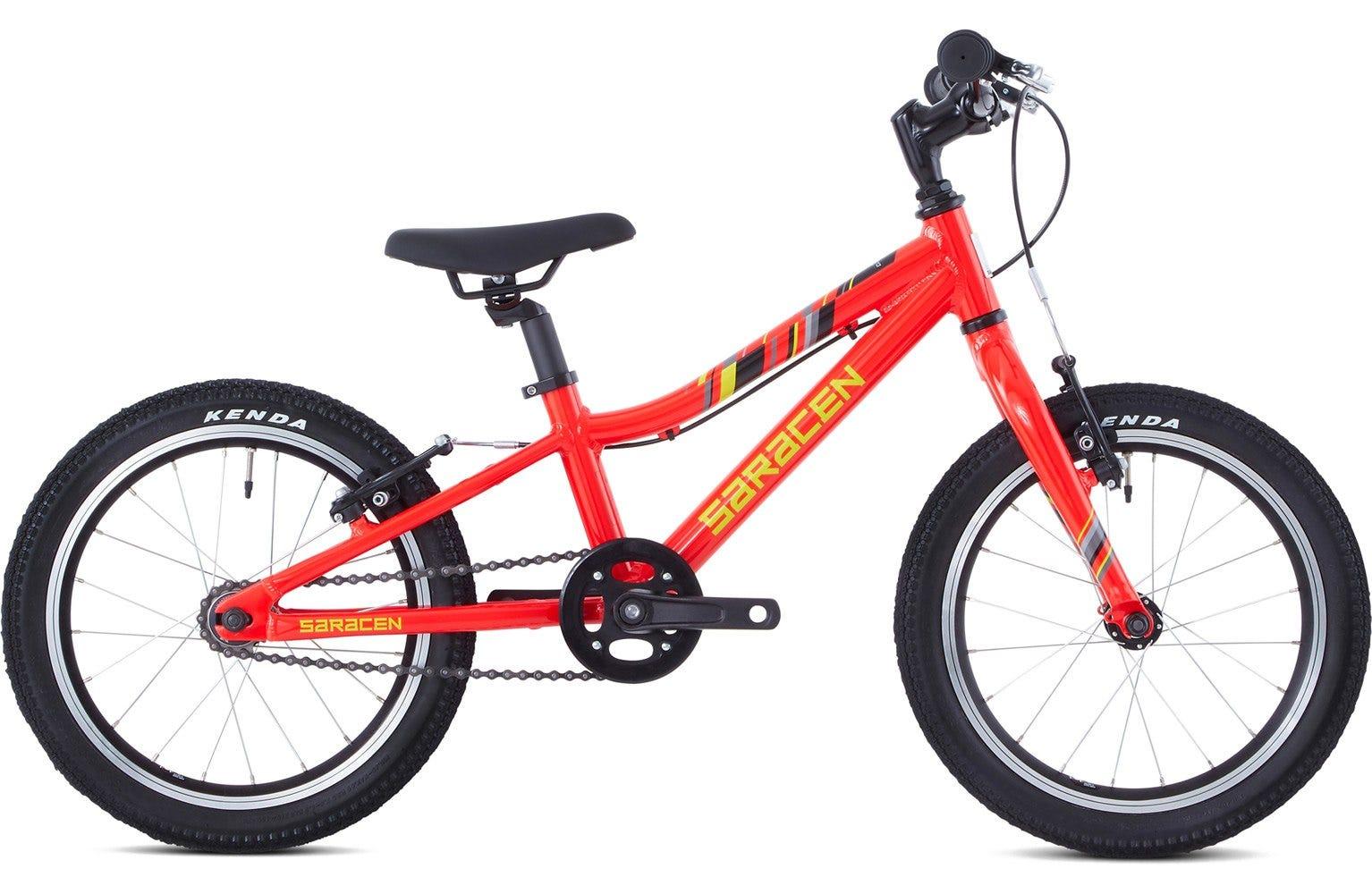 Saracen Mantra 16 inch Boys bike sample (unused)