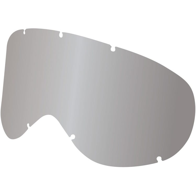 Dragon Youth MX Replacement Lens - Grey