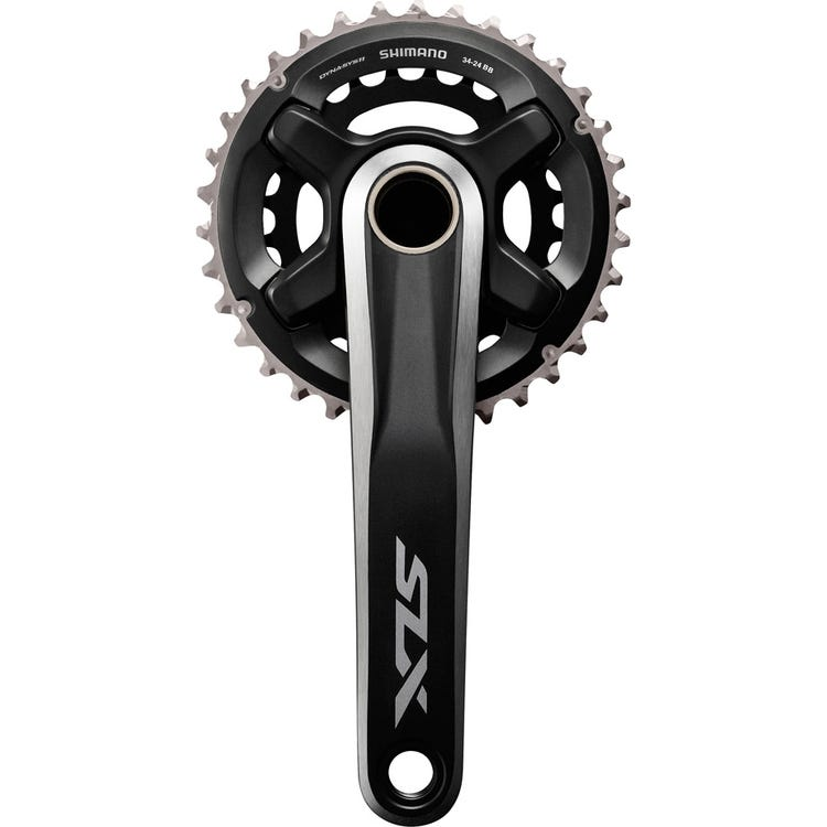 Shimano SLX FC-M7000 SLX chainset 11-speed, for 48.8 mm chain line, 34 / 24, 175 mm