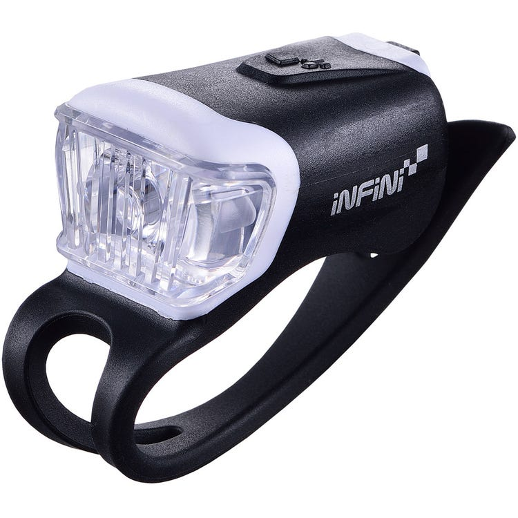 Infini Orca micro USB front light with QR bracket