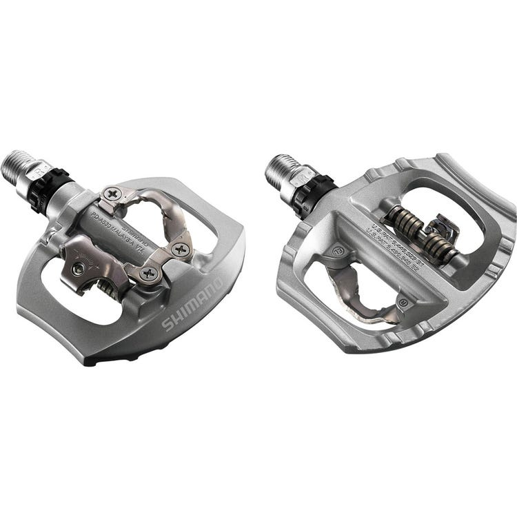 Shimano Pedals PD-A530 SPD single sided touring pedals