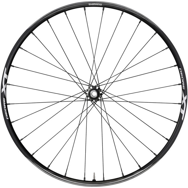 Shimano Deore XT WH-M8020 XT trail wheel, 15 x 110 mm boost axle, 27.5in (650B) clincher, front