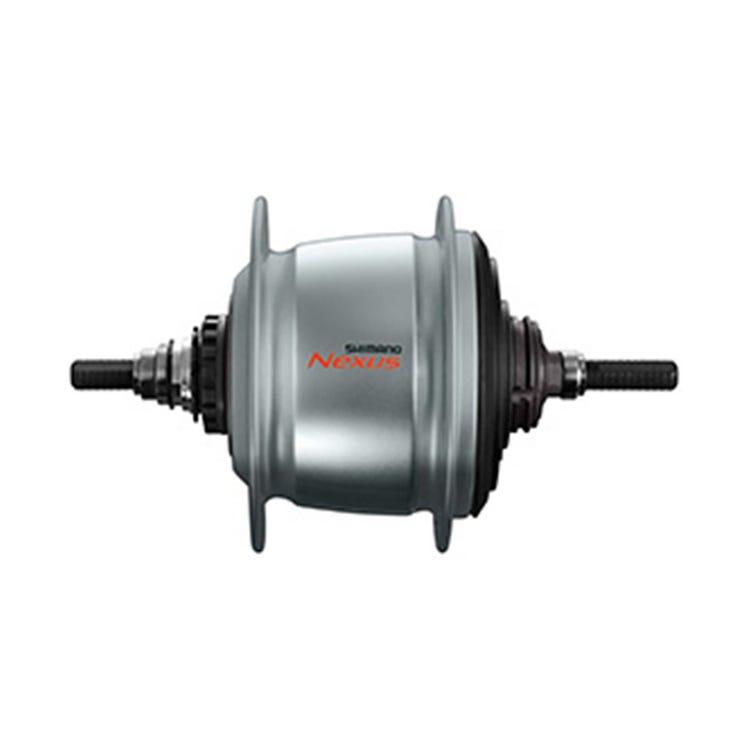 Shimano Nexus SG-C6010-8R Nexus 8-speed hub for Roller brake, without fitting kit, 36h