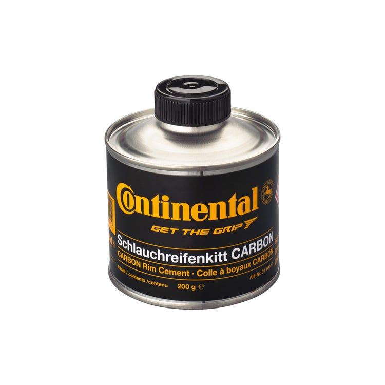 Continental Tubular cement - carbon rim specific 200 g tin - single