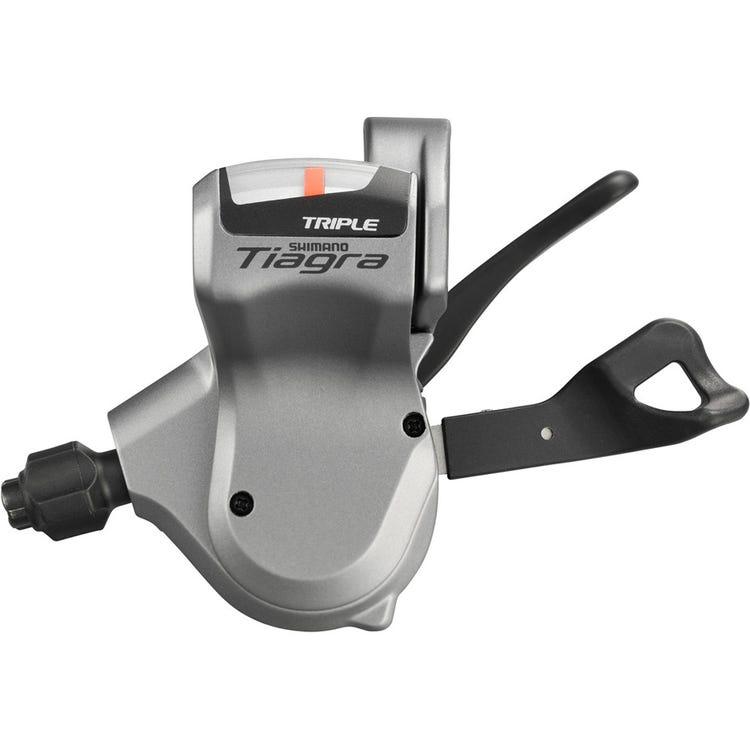 Shimano Tiagra SL-4603 10-speed triple Rapidfire shift levers for flat bar