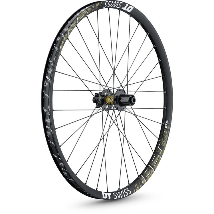 DT Swiss FR 1950 wheel, 27.5 mm rim, 12 x 142 mm axle, 27.5 inch rear