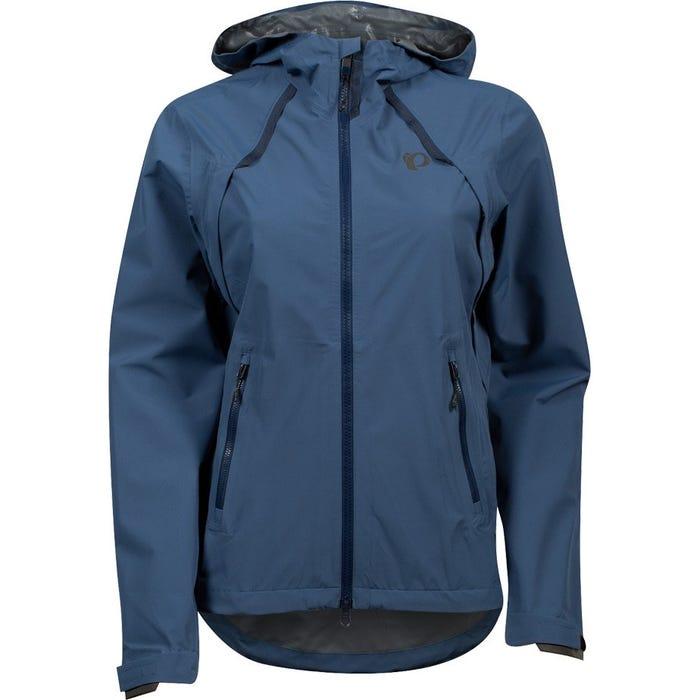 PEARL iZUMi Women's Monsoon WxB Hooded Jacket