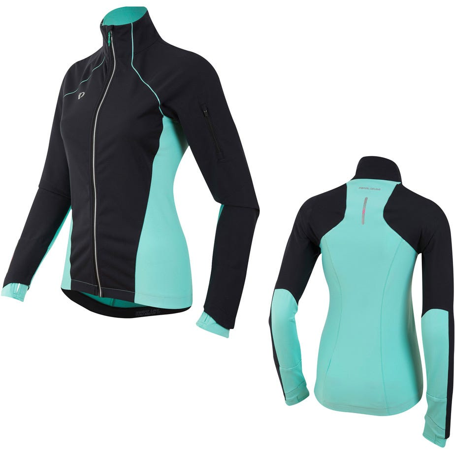 PEARL iZUMi Women's Pursuit Softshell Jacket