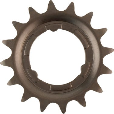 Sprocket for use with all internal hub gears
