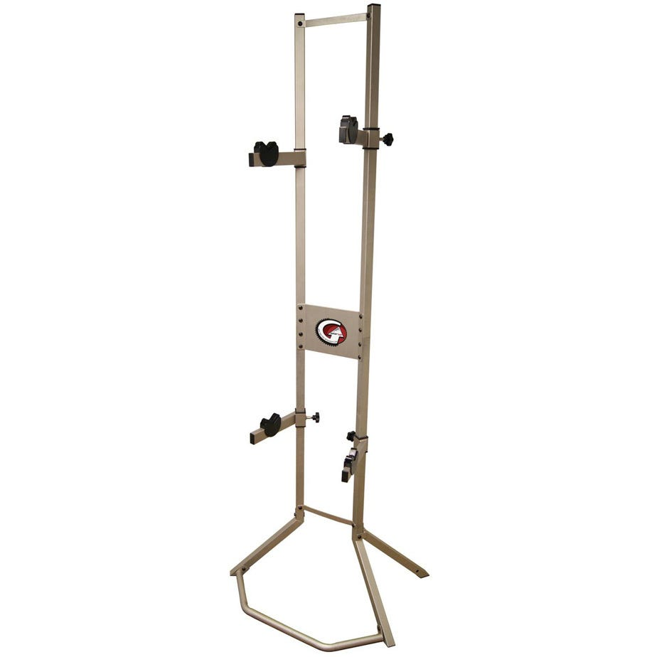 Gear Up Platinum Steel 2-bike Freestanding rack