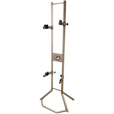 Platinum Steel 2-bike Freestanding rack