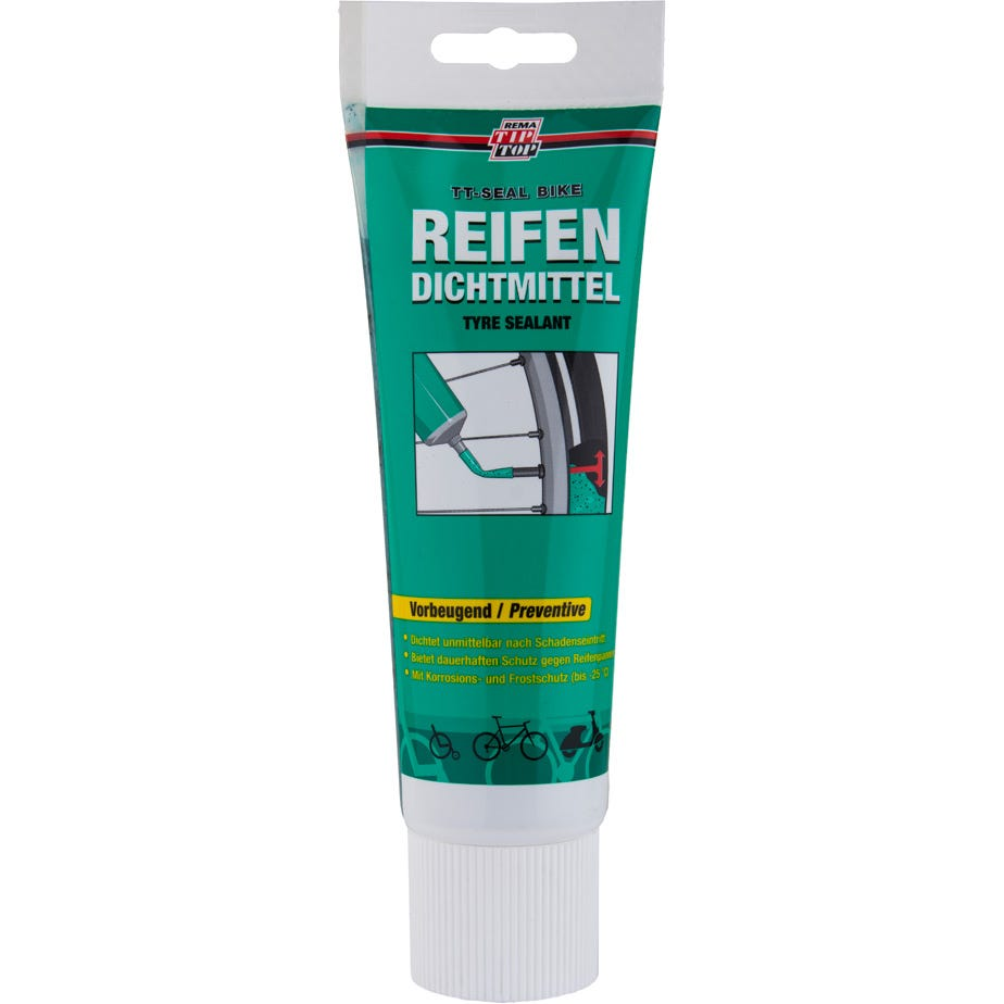 Rema Tip Top TT Seal (Tyre Puncture Sealant) 250ml