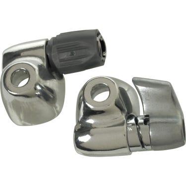 STI adapter for aluminium frame