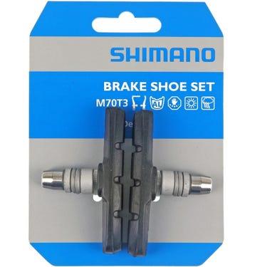 M600 (for LX / Deore / Alivio V-brake) one-piece brake blocks