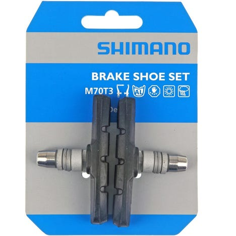 M600 (for LX / Deore / Alivio V-brake) one-piece brake blocks