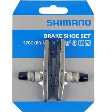 BR-M770/ M590 S70C cartridge brake shoes, pair