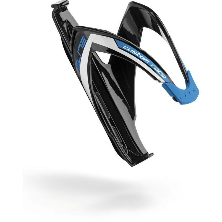Elite Custom Race resin cage black / blue