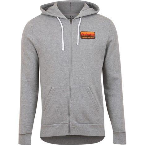 Men's Fleece Zip-Up Hoody