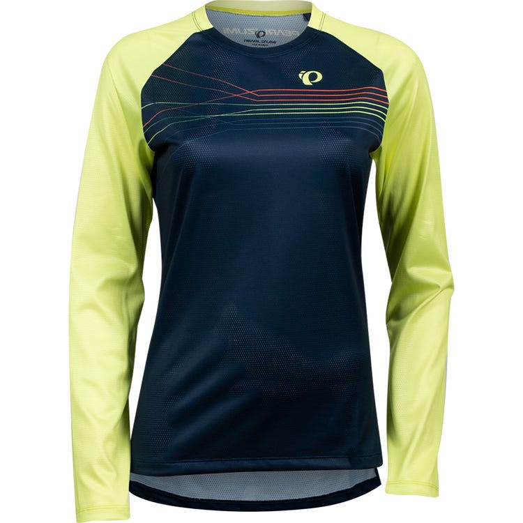 PEARL iZUMi Women's Summit Long Sleeve Jersey