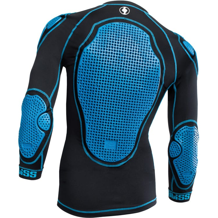 Bliss Protection Vertical LD Top Body Armour Small - Black