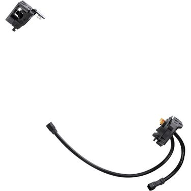 BM-E8031 Steps battery mount, battery cable 400mm and 250mm available, EW-CP100