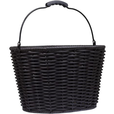 M Part Stockbridge woven plastic wicker basket