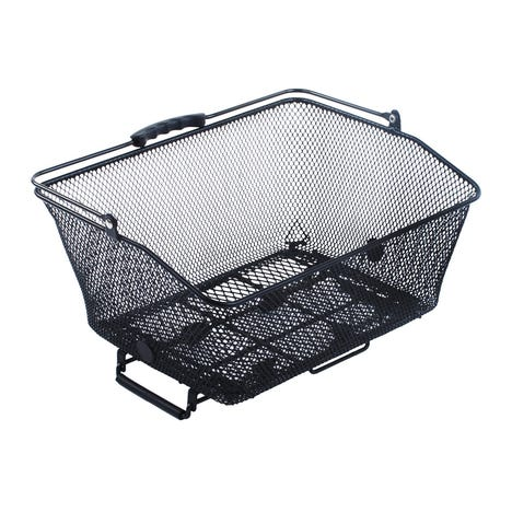 M Part Brocante mesh rear basket with spring clips and handles