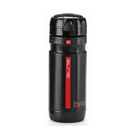 Byasi Storage Bottle Black