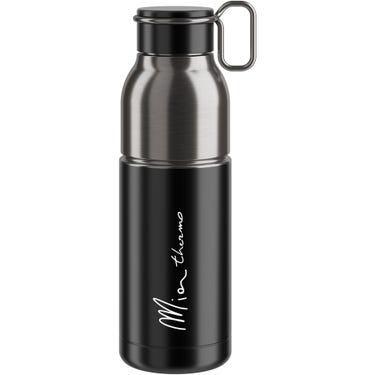 Mia Thermo stainless steel vacuum bottle 550 ml black / silver - 12 hours therma