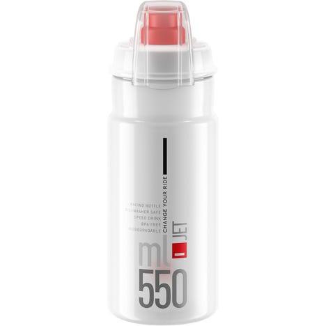 Elite Jet Biodegradable MTB bottle
