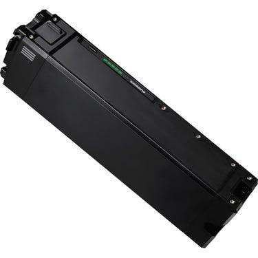 BT-E8020 STEPS battery, 500Wh, frame integrated down tube mount, black