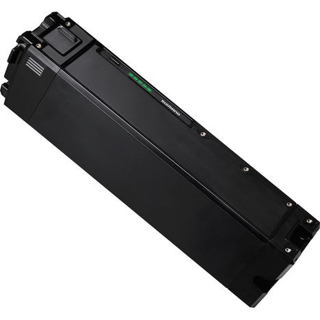 BT-E8020 STEPS battery, 500Wh, frame integrated down tube mount, black
