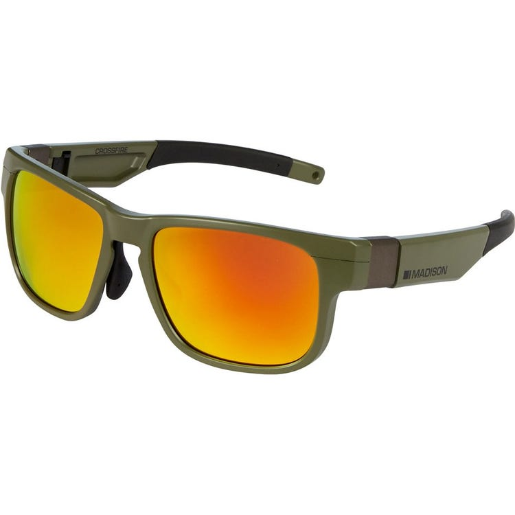 Madison Crossfire glasses 3 pack