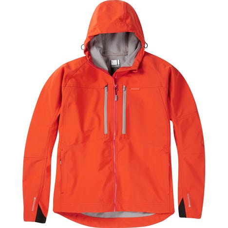 Madison Zenith men's softshell jacket