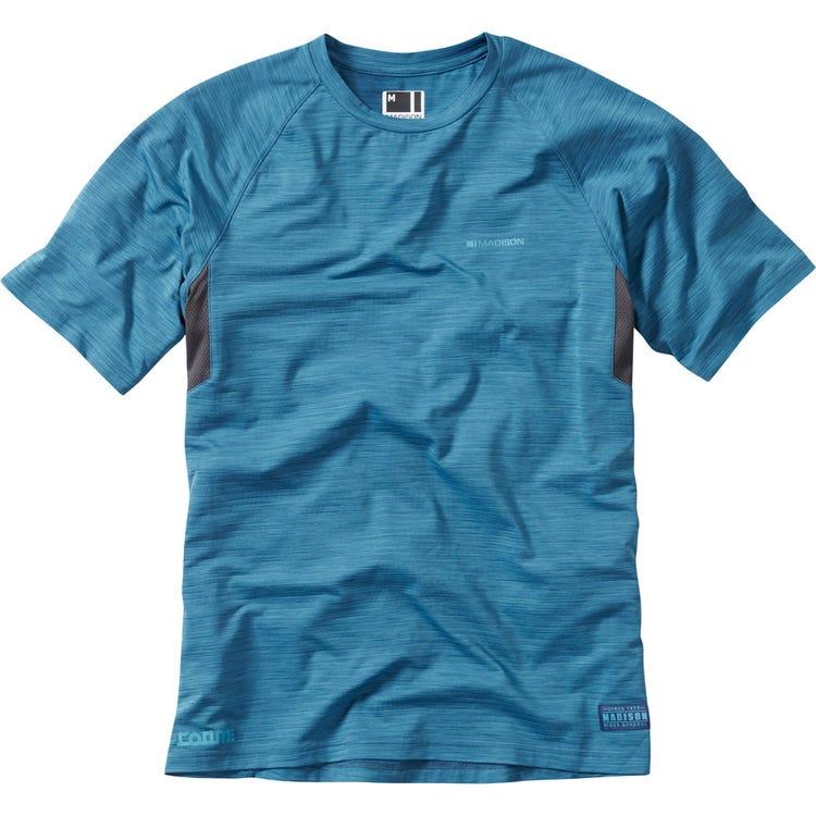 Madison Roam marl men's short sleeved jersey