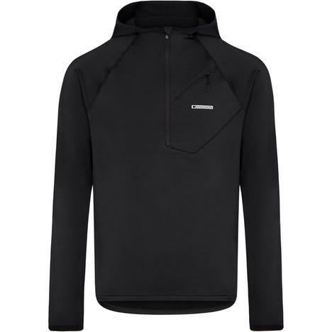 Zenith men's long sleeve hooded top