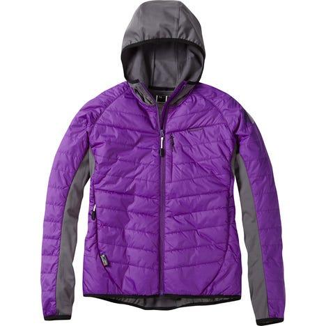 DTE women's hybrid jacket