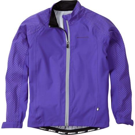 Sportive Hi-Viz youth waterproof jacket