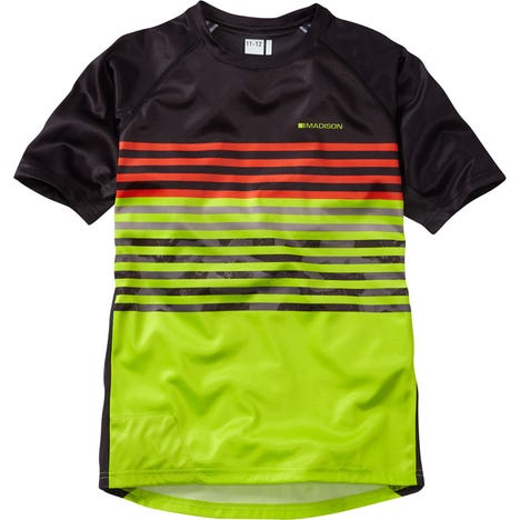 Zen youth short sleeve jersey