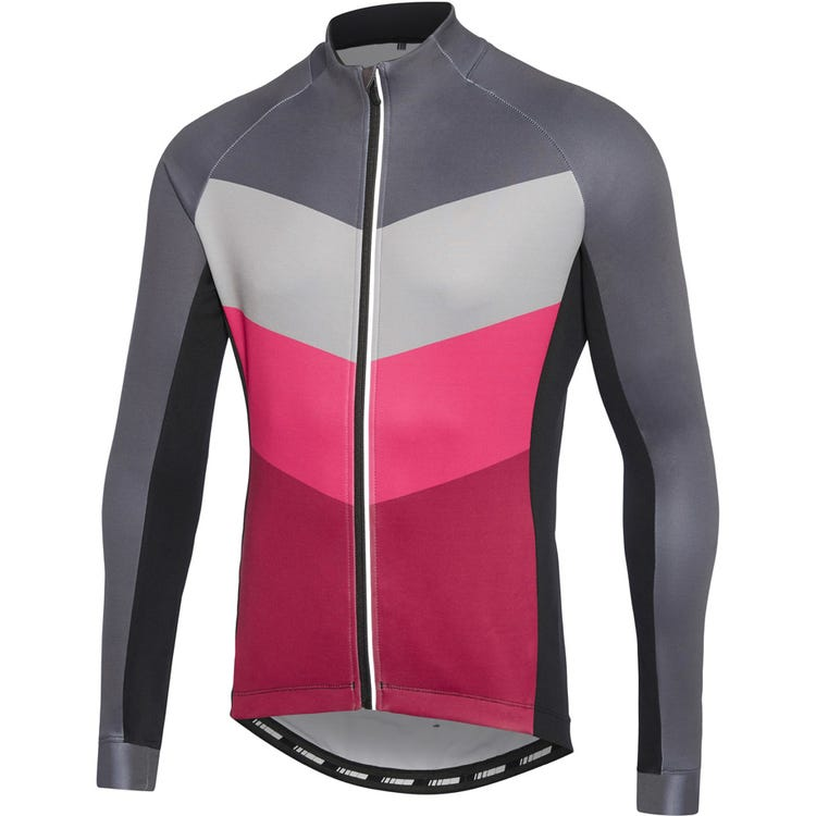 Madison Sportive men's long sleeve thermal roubaix jersey