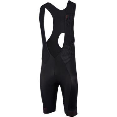 RoadRace Premio men's bib shorts, black