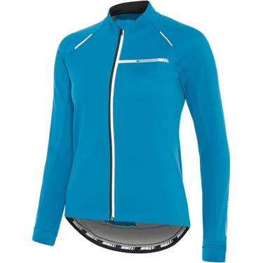 Sportive women's softshell jacket