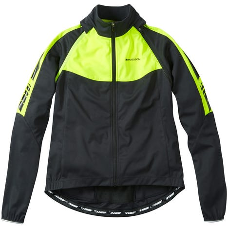 Sportive women's convertible softshell jacket