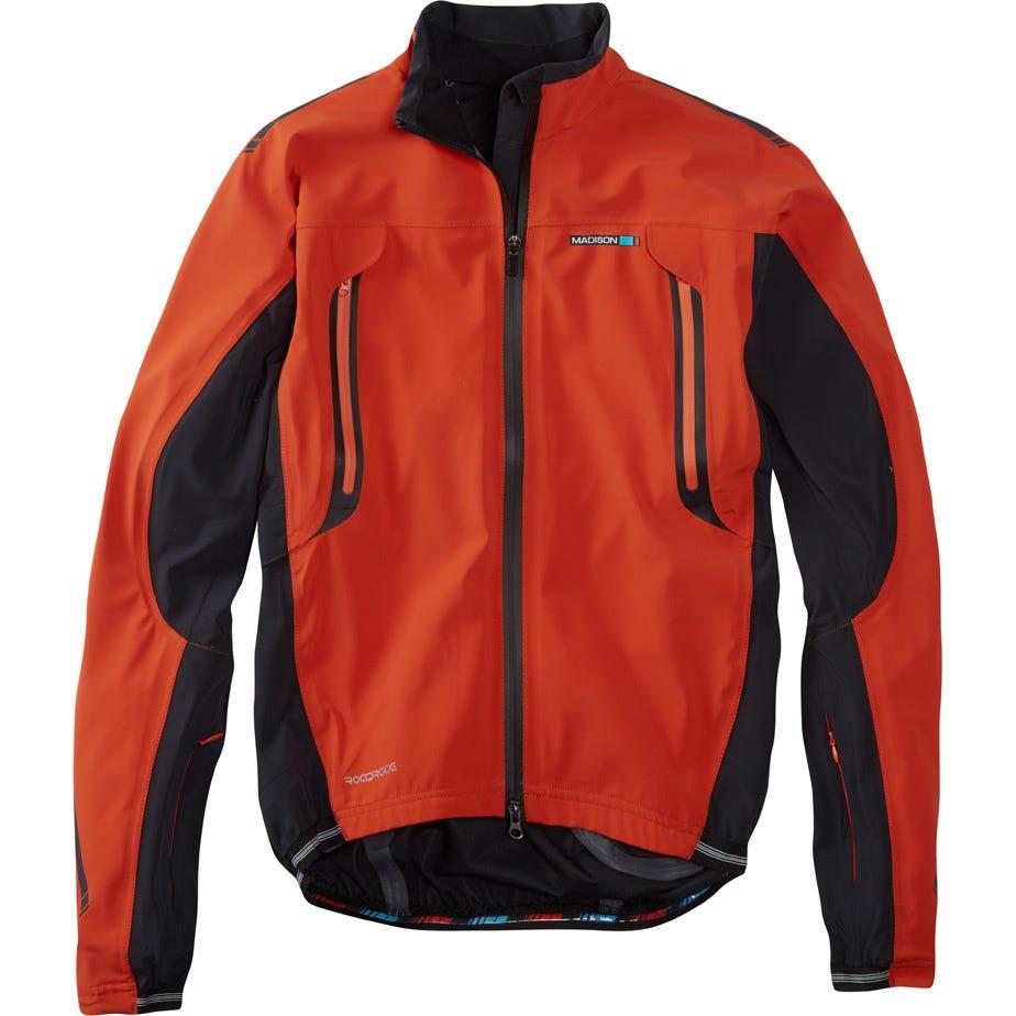 Madison RoadRace Apex men's waterproof storm jacket