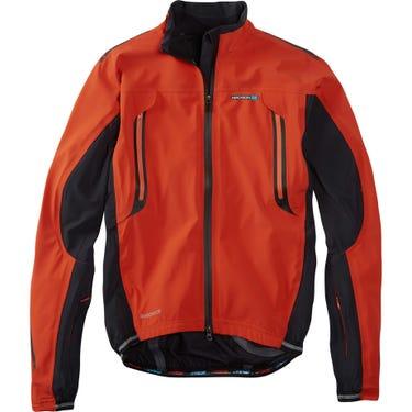 RoadRace Apex men's waterproof storm jacket
