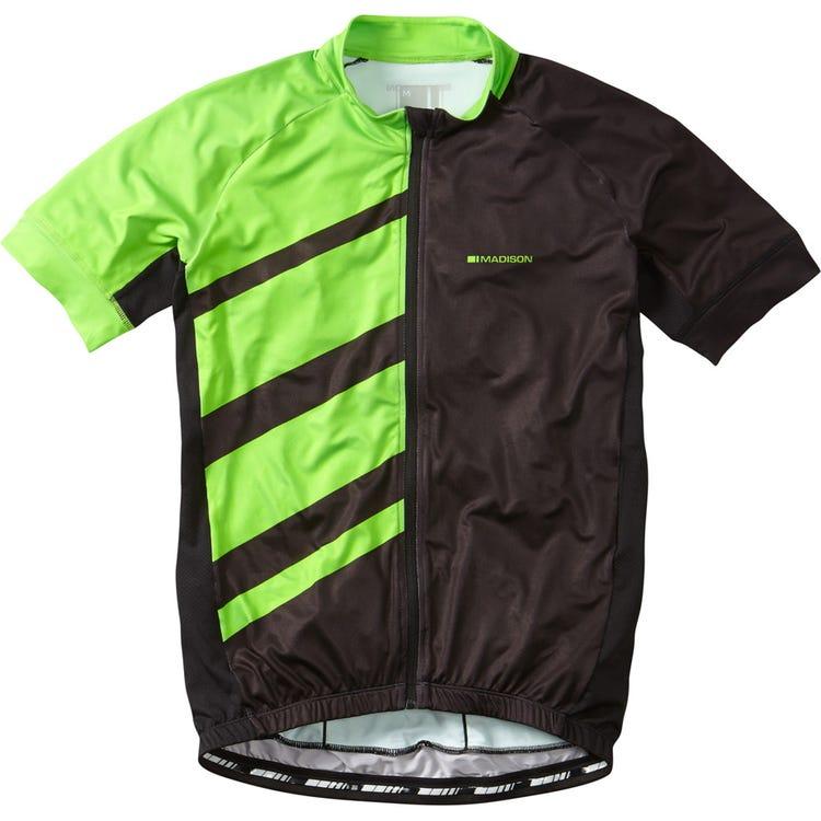 Madison Sportive Race men's short sleeve jersey