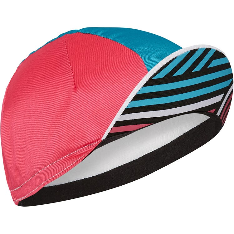 Madison Sportive poly cotton cap, crosshatch